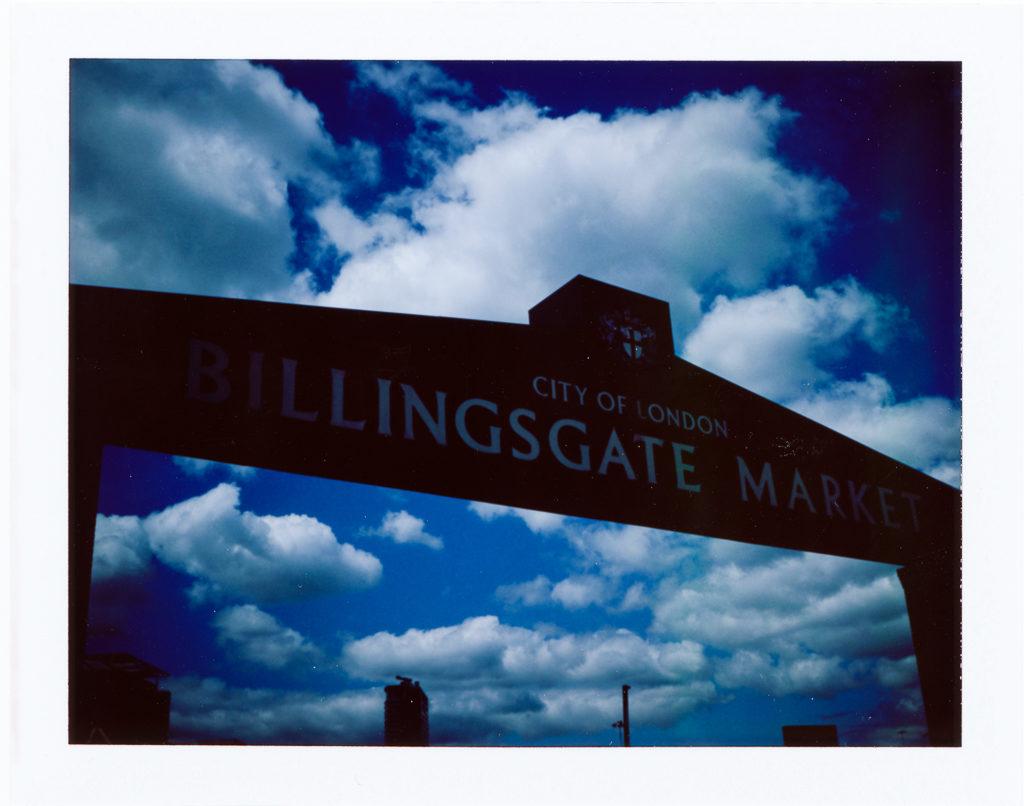 Billingsgate Market, London, FP-100C