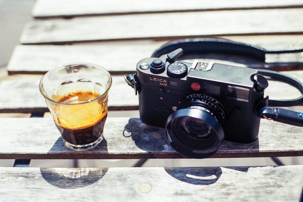 Nikon FM2n, Kodak Ektar