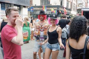 Pride in London, Soho, London